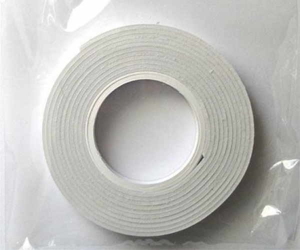 3-D Abstandsband 1mm x 8 mm x 2 Meter
